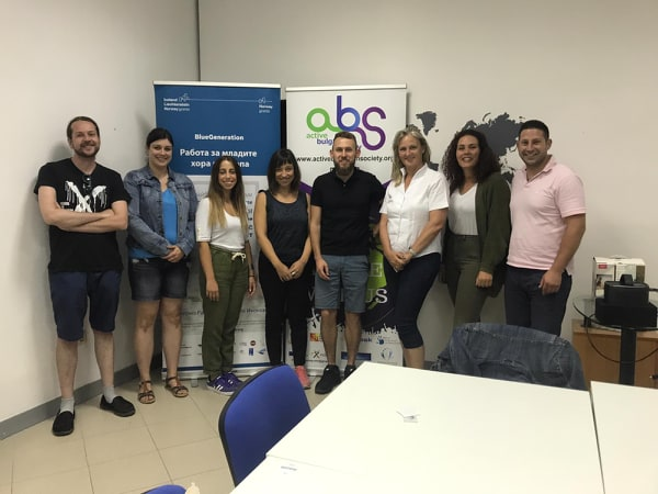 2nd partners meeting | 9-10 July, Bulgaria