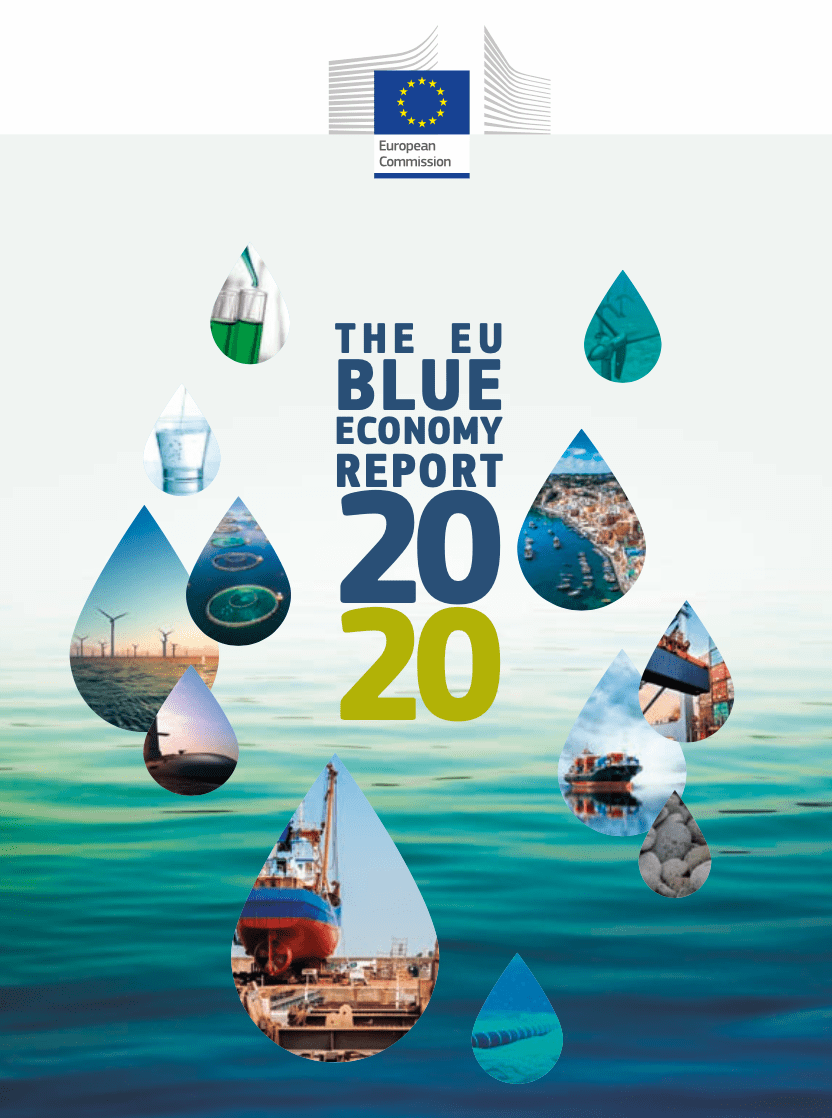 2020 Blue Economy Report: Blue sectors contribute to the recovery and pave way for EU Green Deal